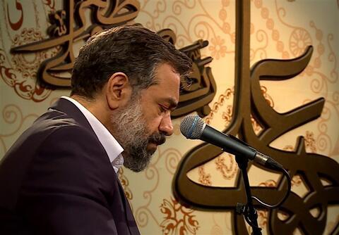 فیلم/ مولودی محمود کریمی به مناسبت  ۱۷ ربیعالاول