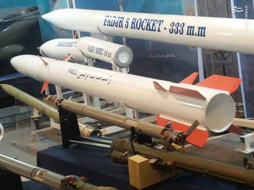 ایران انحصار اسراییل در شلیک موشک بالستیک از آسمان را شکست
