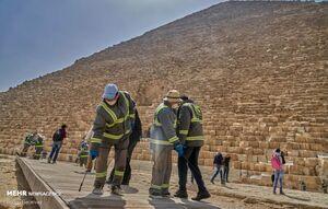 عکس/ شیوع کرونا در مصر