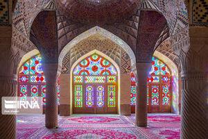 عکس/ مسجد صورتی ایران