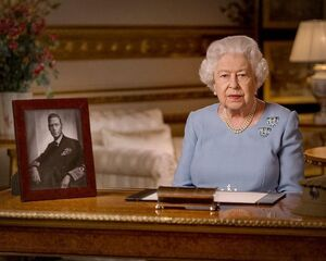 طولانیترین دوره دوری ملکه انگلیس از امور
