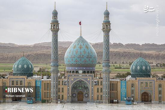 فیلم/ بازگشایی مسجد مقدس جمکران