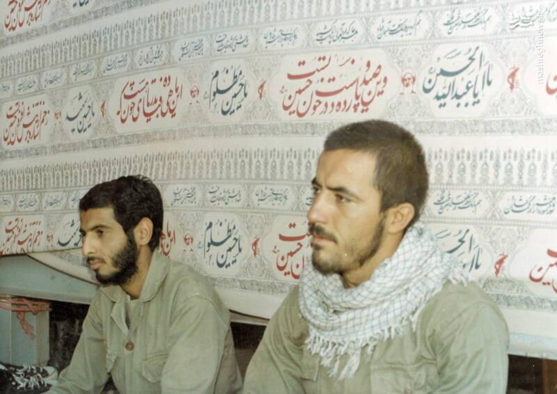 شهید «حاج احمد کریمی» فرمانده گردان حضرت معصومه(سلام الله علیها)