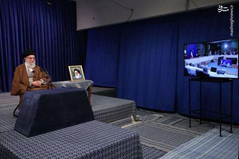 درباره مراسم دعا و نماز در اماکن مقدس تابع نظر ستاد ملی مبارزه با کرونا هستم
