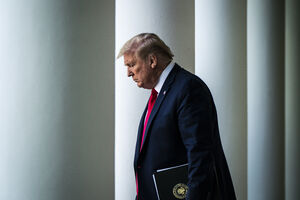 ویروس کرونا بازیگر اصلی انتخابات ریاستجمهوری آمریکا/ ترامپ کمکم میفهمد خبری از دور دوم نیست +عکس و فیلم
