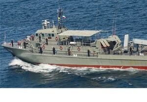 کدام شناور نیروی دریایی ارتش دچار سانحه شد؟ +عکس