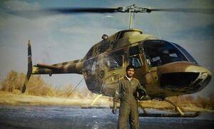 سرهنگ خلبان بهمن ایمانی