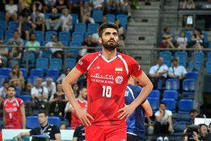 ستاره والیبال ایران راهی لیگ کره میشود؟