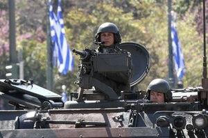 آماده باش ارتش یونان از بیم ترکیه