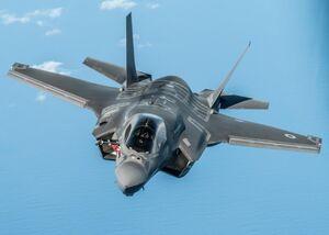 «اف-۳۵»های آمریکا غرب آسیا را ترک کردند