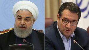 فیلم/ اولین اظهارنظر روحانی بعد برکناری وزیر