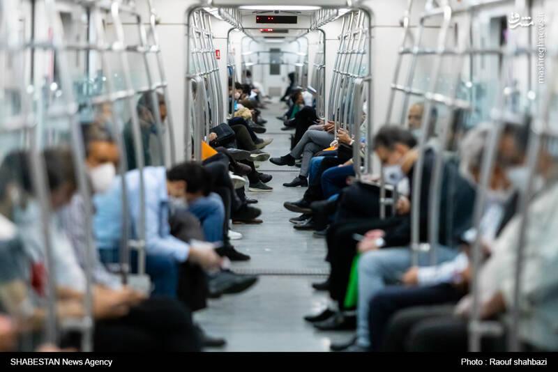 آیا ورود یک بیمار کرونایی به مترو، همه مسافرین را مبتلا میکند؟