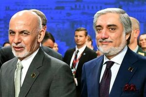 توافق «اشرف غنی»و«عبدالله عبدالله» بر سر تقسیم قدرت