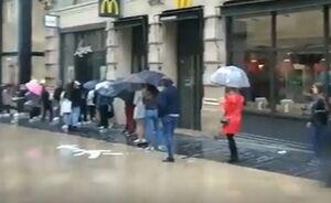 مردم فرانسه در نخستین روز از رفع قرنطینه