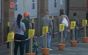 فیلم/  گزارش بیبیسی از ادامه بحران کرونا در انگلیس