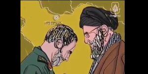 خشم شبکه سعودی از تمجید «الجزیره» از سردار سلیمانی +فیلم