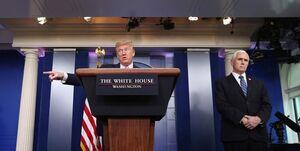 ترامپ و کرونا؛ از سهلانگاری تا گافهای عجیب