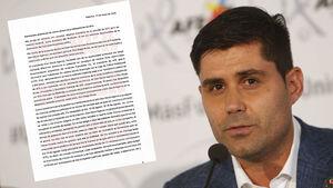 اتهام بزرگ به رئیس اتحادیه فوتبال اسپانیا