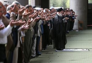 جزییات برگزاری نماز عید فطر در تهران