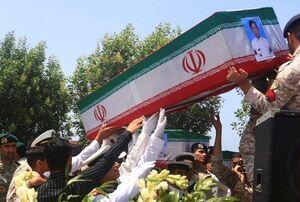 برگزاری مراسم استقبال از شهدای سانحه کنارک در تهران