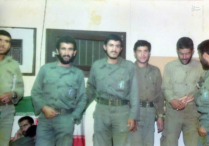 شهید محمدناصر اشتری و شهید مهدی زین الدین