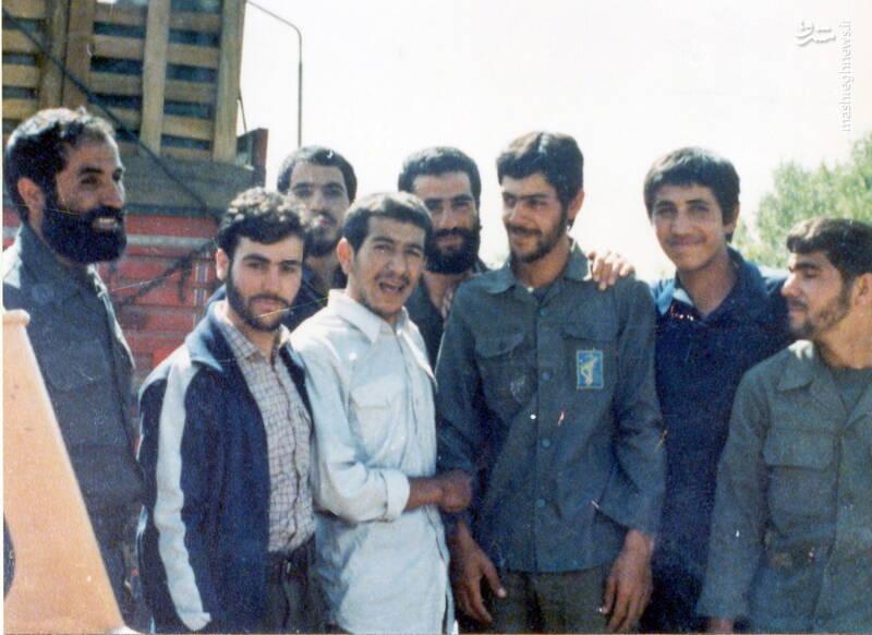 شهید محمدناصر اشتری