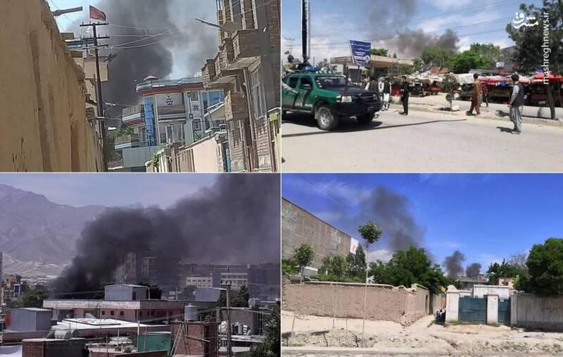 وزارت کشور افغانستان اعلام کرد تمامی سه مهاجم انتحاری کشته شدهاند.