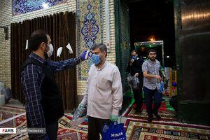 فیلم/ حال و هوای اولین شب قدر در مساجد تهران