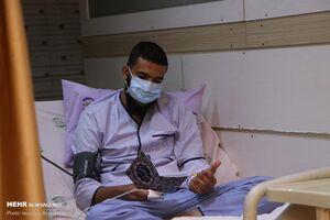 فیلم/ احیای شب قدر در بیمارستان