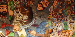پیشینه نقالی علوی در میان ایرانی ها/ از منقبت خوانی برای «علی(ع)» تا شهدای دفاع مقدس
