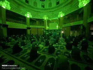 عکس/ مراسم شب قدر در دانشگاه امام صادق (ع)