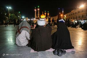 فیلم/ روایتی از دلتنگی زوار ایرانی و عراقی از زیارت