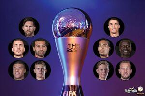 مراسم برترینهای فوتبال جهان برگزار نمیشود