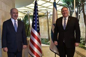 قدردانی نتانیاهو از اقدامات ضد ایرانی آمریکا