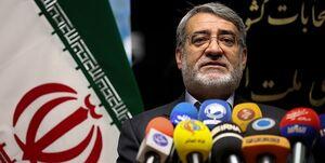 وزیر کشور: تصمیم نهایی برگزاری نماز عید فطر با ستاد ملی مبارزه با کرونا است