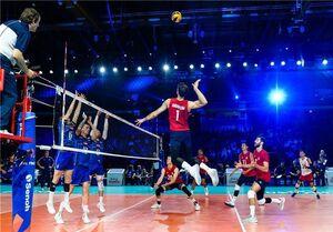 تاریخ برگزاری لیگ ملتهای والیبال اعلام شد