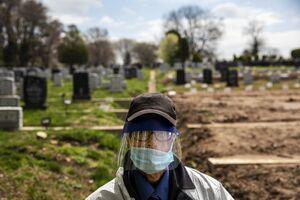 تعداد کشتهشدگان کرونا در آمریکا ۸۰ هزار نفر بیشتر از آمار رسمی است