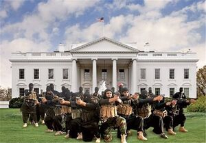 کاخ سفید ایران را به عدم همکاری با آمریکا در مبارزه با تروریسم متهم کرد