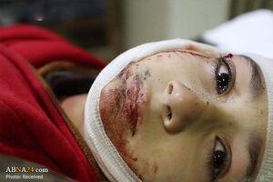 سلاخی کودکان افغان به دست داعش +عکس