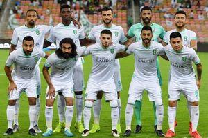اعلام ترکیب الاهلی عربستان برای بازی با استقلال