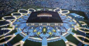 عکس/ استادیوم مدرن قطر