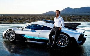 ثروتمندترین ورزشکار مرد بریتانیا