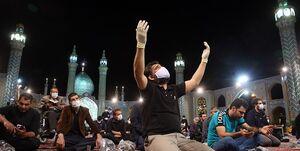اقتدا به علی (ع) در شبهای قدر کرونایی/ جبهه مبارزه با کرونا، دفاع مقدس امروز است