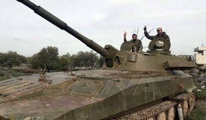 تغییر مقر نظامیان فرانسوی از بیم ارتش سوریه