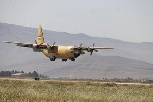 با خودکفایی در تحریمها یک هواپیما به نیروی هوایی پیوست