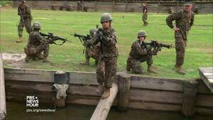 میزان تلفات نظامیان آمریکا در میدانهای غیرجنگی