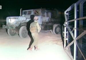 فیلم/  یورش خودروهای نظامیان صهیونیستی به شهرک یعبد