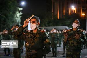 عکس/ احیاء شب ۲۱رمضان در دانشگاه افسری امام علی(ع)