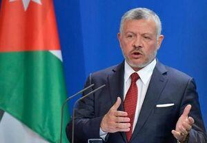 انتقاد پادشاه اردن از اقدام اسرائیل علیه فلسطینیها