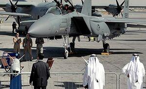 ۱۲ درصد خرید سلاح جهان توسط دولت سعودی